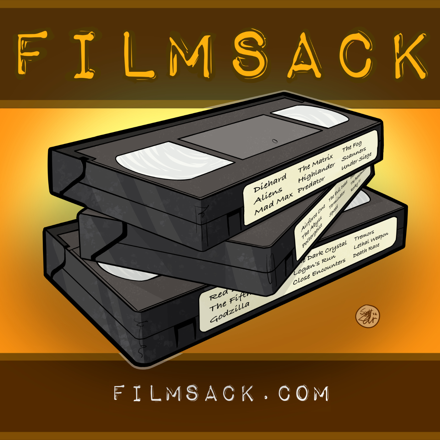 Film Sack by Frogpants Studios on Apple Podcasts